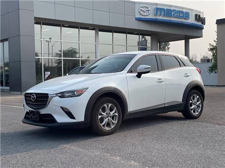 2019 Mazda CX-3 GS (Stk: 21p043) in Kingston - Image 1 of 2