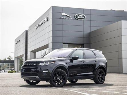 2018 Land Rover Discovery Sport HSE (Stk: PJ078) in Ottawa - Image 1 of 21