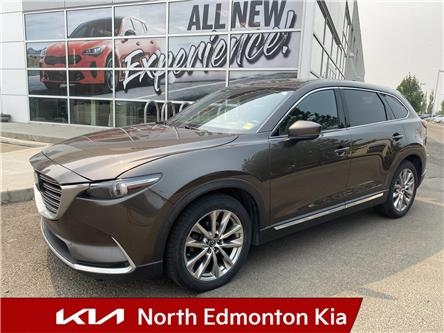 2017 Mazda CX-9 GT (Stk: 22SE1568A) in Edmonton - Image 1 of 18