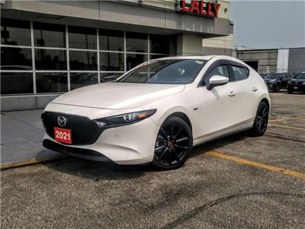 2021 Mazda Mazda3 Sport 100th Anniversary Edition (Stk: K4142) in Chatham - Image 1 of 31
