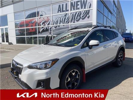 2019 Subaru Crosstrek Convenience (Stk: 21FH1749ZA) in Edmonton - Image 1 of 19