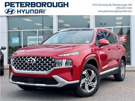 2022 Hyundai Santa Fe Preferred Trend (Stk: H13049) in Peterborough - Image 1 of 30