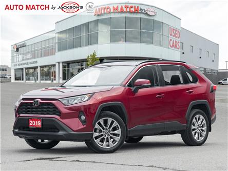 2019 Toyota RAV4 XLE (Stk: U9624A) in Barrie - Image 1 of 21