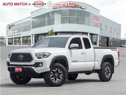2019 Toyota Tacoma TRD Off Road (Stk: U7162) in Barrie - Image 1 of 20