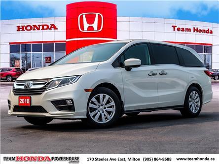 2018 Honda Odyssey LX (Stk: 3932) in Milton - Image 1 of 27