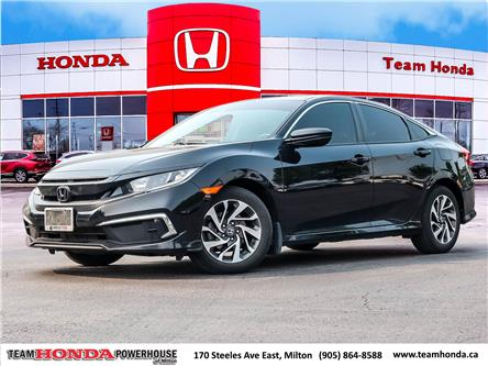 2019 Honda Civic EX (Stk: 21242A) in Milton - Image 1 of 25