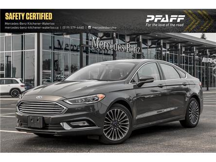 2017 Ford Fusion Titanium (Stk: 40106B) in Kitchener - Image 1 of 15