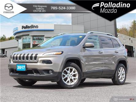 2017 Jeep Cherokee North (Stk: BC0124) in Greater Sudbury - Image 1 of 34
