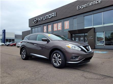 2016 Nissan Murano SV (Stk: N1377A) in Charlottetown - Image 1 of 28
