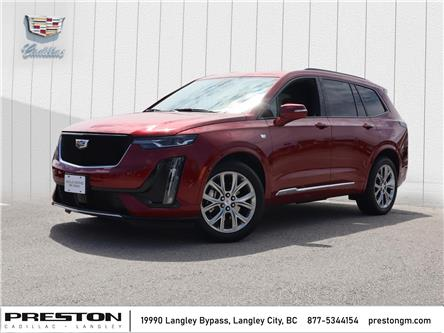2020 Cadillac XT6 Sport (Stk: 1206041) in Langley City - Image 1 of 30