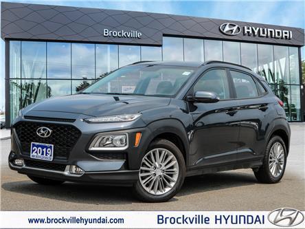 2019 Hyundai Kona  (Stk: R21138A) in Brockville - Image 1 of 30