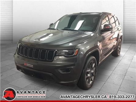 2021 Jeep Grand Cherokee Limited (Stk: 41150) in La Sarre - Image 1 of 22