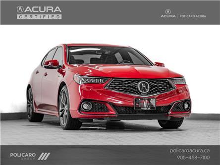 2019 Acura TLX Tech A-Spec (Stk: 800371T) in Brampton - Image 1 of 25