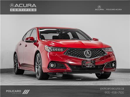 2018 Acura TLX Tech A-Spec (Stk: 800530P) in Brampton - Image 1 of 25