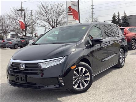2022 Honda Odyssey EX-L RES (Stk: 11-22106) in Barrie - Image 1 of 27