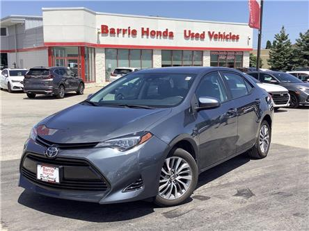 2018 Toyota Corolla LE (Stk: 11-21579A) in Barrie - Image 1 of 20