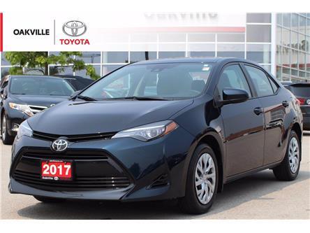 2017 Toyota Corolla LE (Stk: LP0125) in Oakville - Image 1 of 16