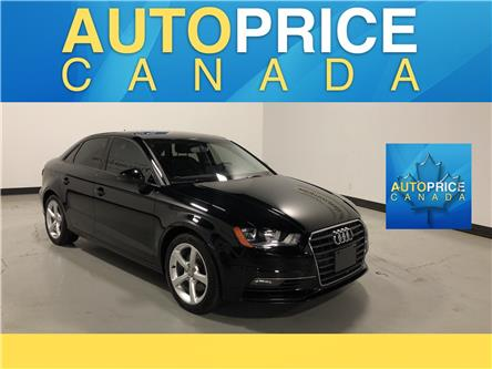 2015 Audi A3 1.8T Komfort (Stk: W3077) in Mississauga - Image 1 of 24