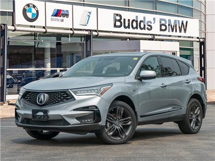 2020 Acura RDX A-Spec (Stk: T942849A) in Oakville - Image 1 of 24