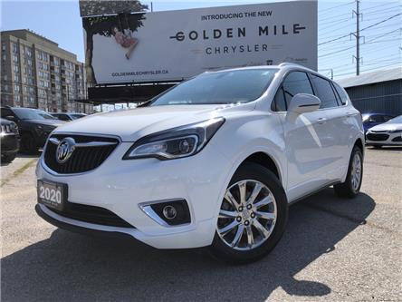 2020 Buick Envision Essence (Stk: P5468) in North York - Image 1 of 29