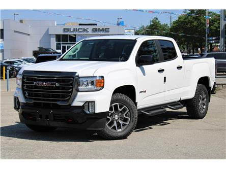 2021 GMC Canyon AT4 w/Cloth (Stk: 3156569) in Toronto - Image 1 of 35