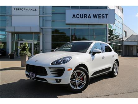 2016 Porsche Macan S (Stk: 21193A) in London - Image 1 of 29
