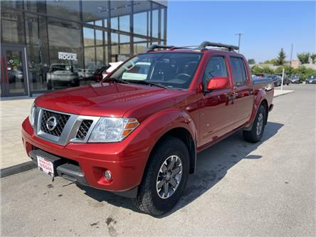 2018 Nissan Frontier PRO-4X (Stk: T21041A) in Kamloops - Image 1 of 24