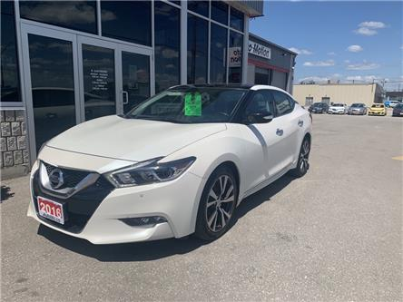 2016 Nissan Maxima  (Stk: 211317) in Chatham - Image 1 of 17