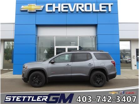 2021 GMC Acadia AT4 (Stk: 21156) in STETTLER - Image 1 of 21