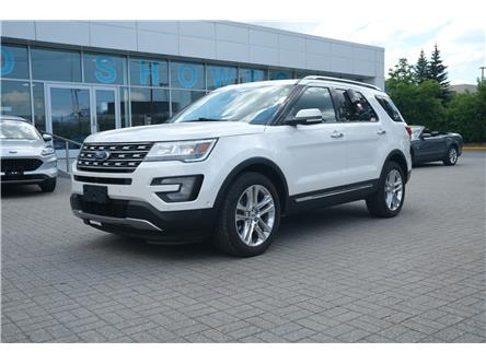 2017 Ford Explorer Limited (Stk: 960900) in Ottawa - Image 1 of 16