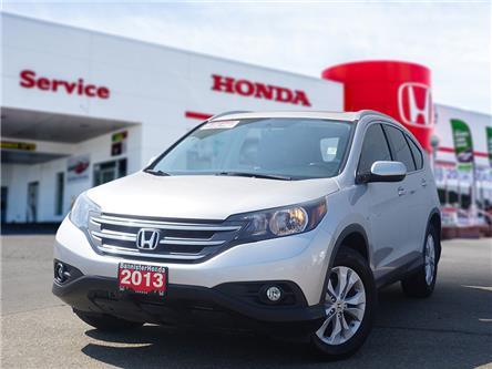 2013 Honda CR-V EX-L (Stk: 21-119A) in Vernon - Image 1 of 16