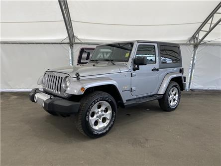 2015 Jeep Wrangler Sahara (Stk: 191694) in AIRDRIE - Image 1 of 16