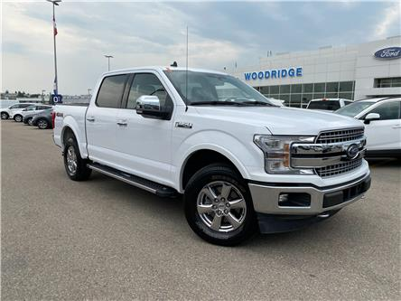 2019 Ford F-150 Lariat (Stk: T30734) in Calgary - Image 1 of 24