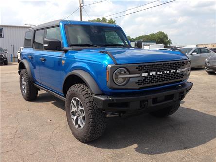 2021 Ford Bronco Badlands (Stk: 21184) in Wilkie - Image 1 of 23