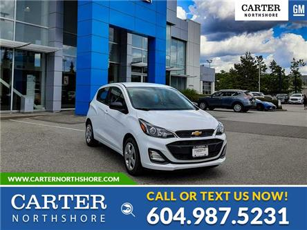 2021 Chevrolet Spark LS Manual (Stk: 1P49820) in North Vancouver - Image 1 of 13