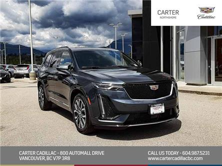 2021 Cadillac XT6 Sport (Stk: 1D4093T) in North Vancouver - Image 1 of 25