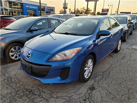 2013 Mazda Mazda3 GX (Stk: 2107209) in Waterloo - Image 1 of 3