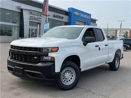 2021 Chevrolet Silverado 1500 Work Truck (Stk: 359687) in BRAMPTON - Image 1 of 15