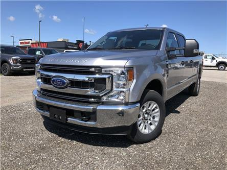 2021 Ford F-350 XLT (Stk: FH21595) in Barrie - Image 1 of 22