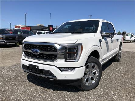 2021 Ford F-150 Platinum (Stk: FP21611) in Barrie - Image 1 of 29