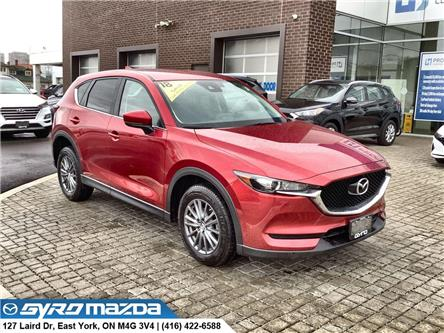 2018 Mazda CX-5 GS (Stk: 30680) in East York - Image 1 of 30