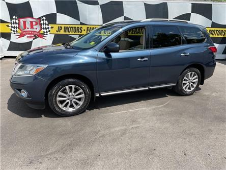 2014 Nissan Pathfinder  (Stk: 51158) in Burlington - Image 1 of 26