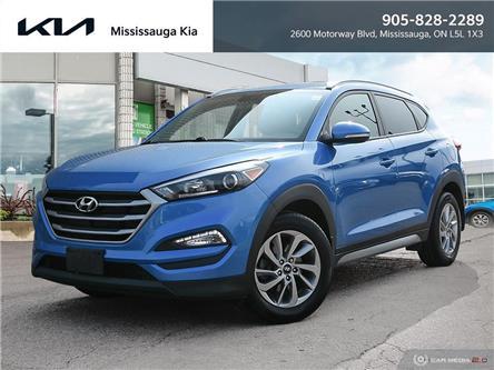 2017 Hyundai Tucson Premium (Stk: 3058P) in Mississauga - Image 1 of 27