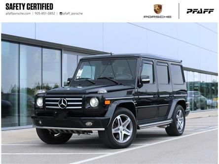 2010 Mercedes-Benz G55 AMG  (Stk: P17328AA) in Vaughan - Image 1 of 30