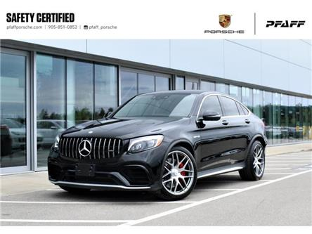 2019 Mercedes-Benz GLC63 AMG S 4MATIC+ Coupe (Stk: U9825) in Vaughan - Image 1 of 30