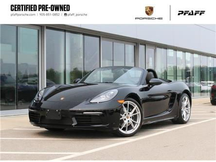 2017 Porsche 718 Boxster PDK (Stk: U9842) in Vaughan - Image 1 of 30