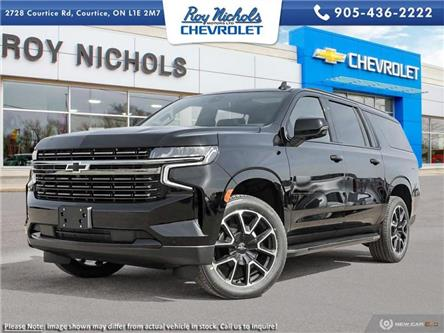 2021 Chevrolet Suburban RST (Stk: X430) in Courtice - Image 1 of 23