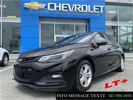 2018 Chevrolet Cruze LT Auto (Stk: X8575) in Ste-Marie - Image 1 of 30