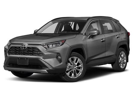 2021 Toyota RAV4 Limited (Stk: N21437) in Timmins - Image 1 of 9