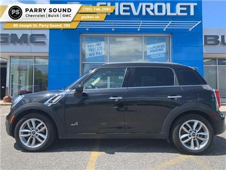 2013 MINI Countryman Cooper S (Stk: PS21-058) in Parry Sound - Image 1 of 22